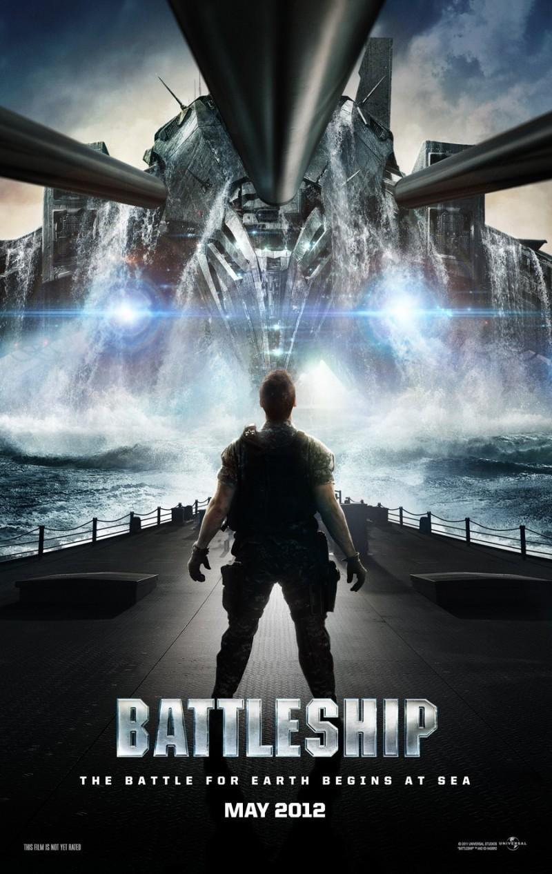 Battleship, poster
