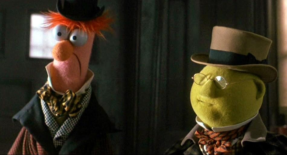 The Muppet Christmas Carol Trailer.Deja View The Muppet Christmas Carol Syfy Wire