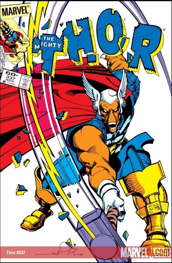 Beta Ray Bill, Thor