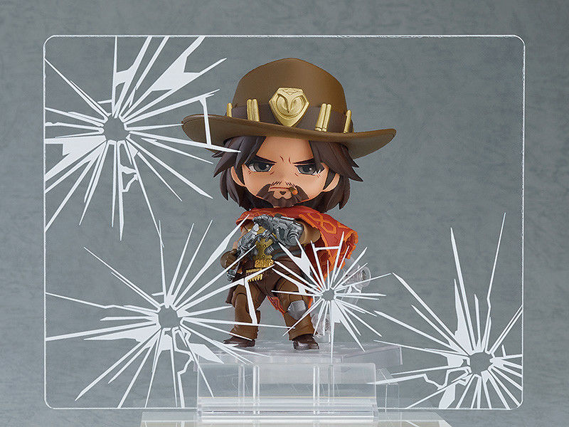 overwatch mccree nendoroid