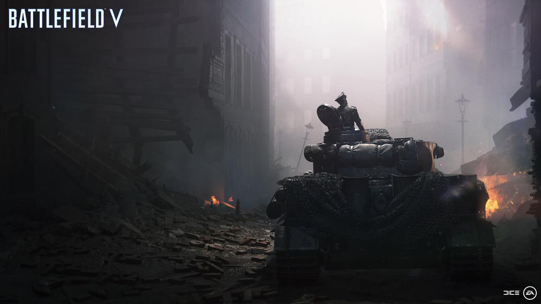 battlefield v the last tiger