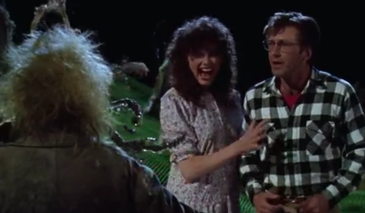 50 Strange And Unusual Questions We Had While Watching Beetlejuice Syfy Wire