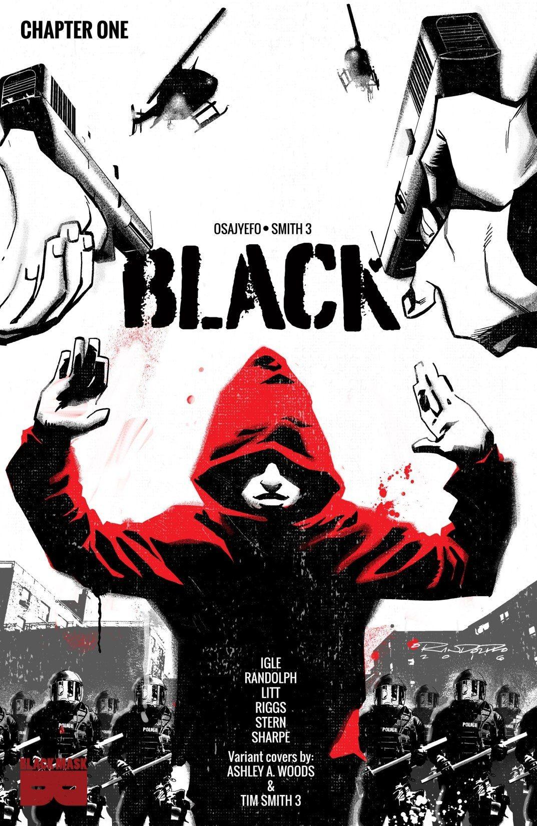 black, comics, syfy,