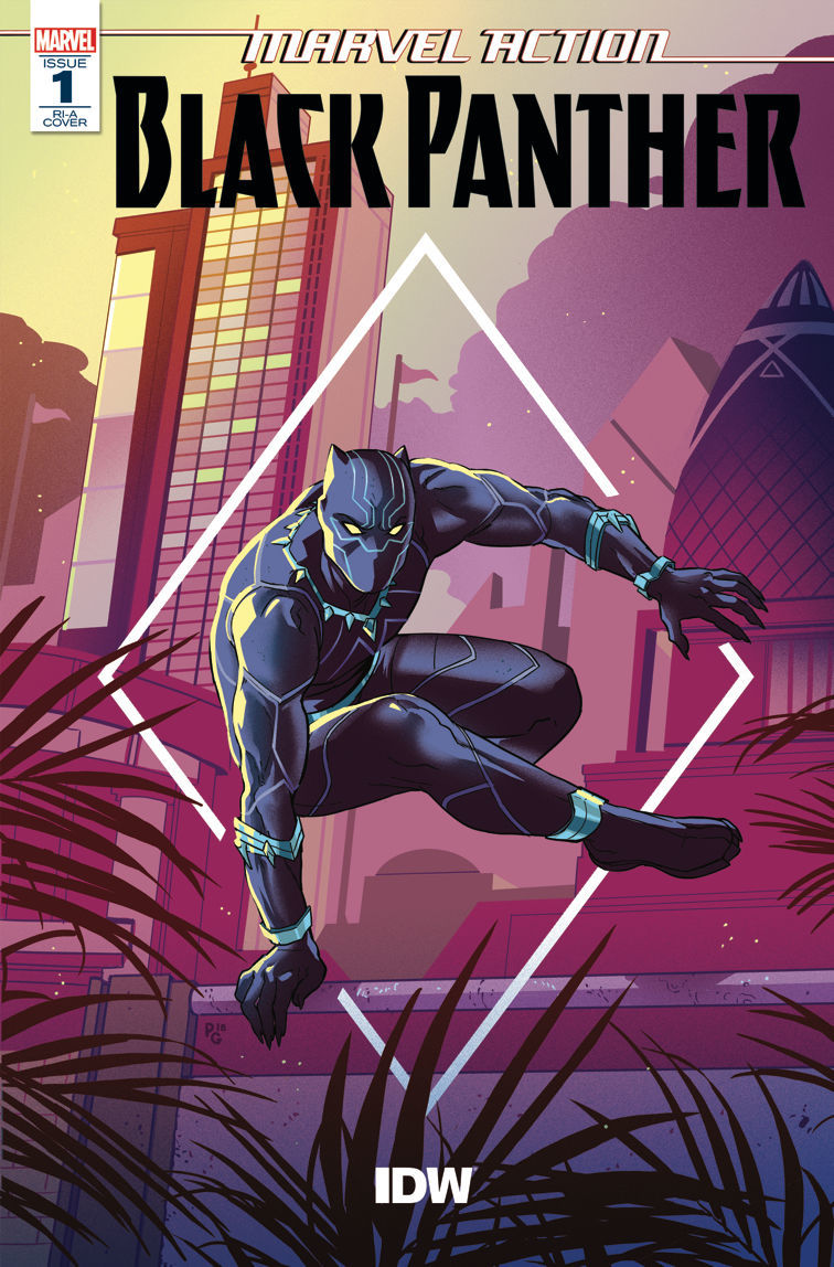 Black Panther Cover A