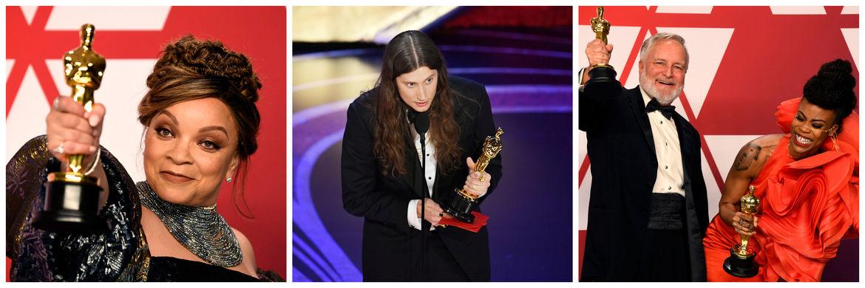 Black Panther Oscar wins