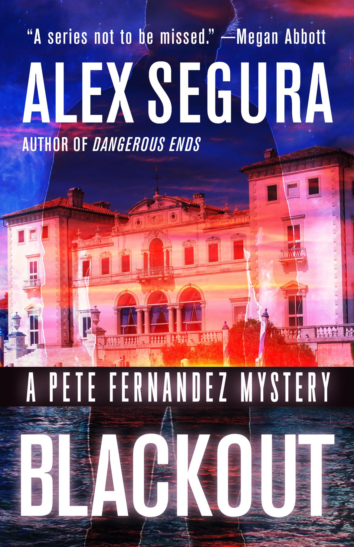 Blackout novel Alex segura