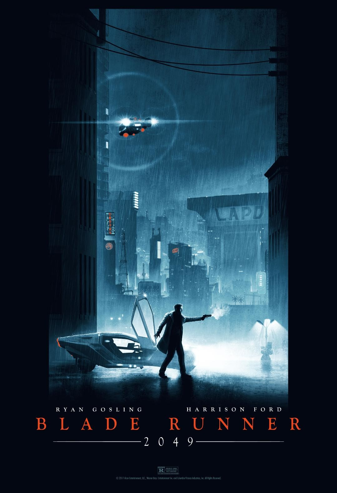 Blade Runner 2049, NYCC Exclusive poster
