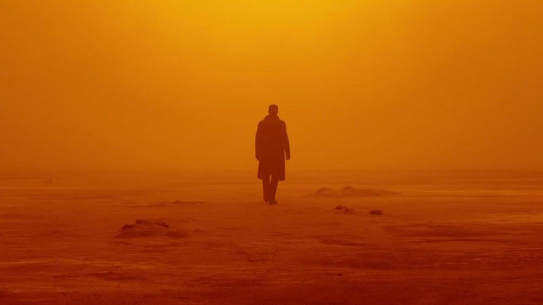 Blade Runner desert