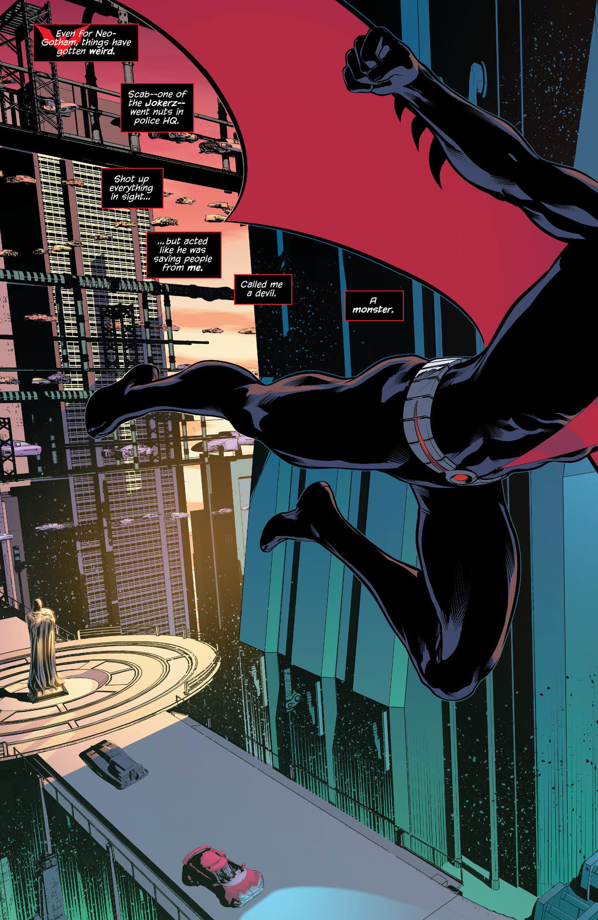 Batman Beyond 21 2