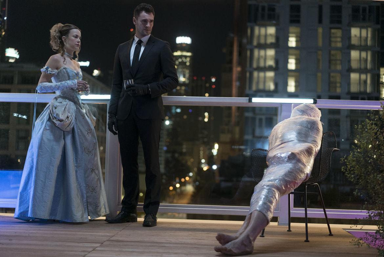 Into The Dark The Body Tom Bateman Rebecca Rittenhouse Hulu Blumhouse TV