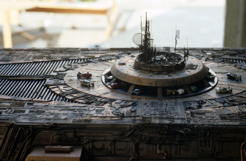 Blade Runner miniature spinners