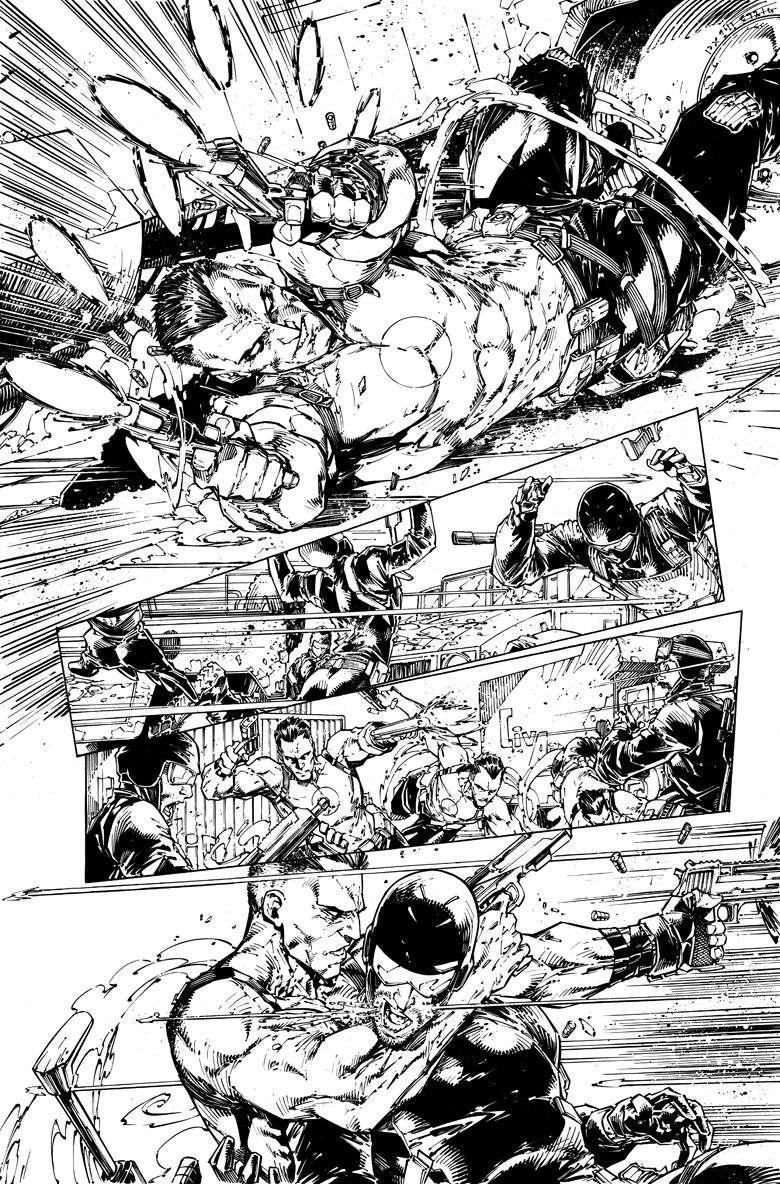 Bloodshot 1 Page 5 BW