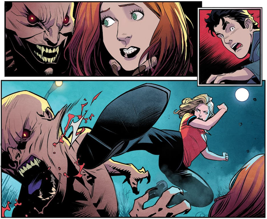 Buffy #1 Slice 3