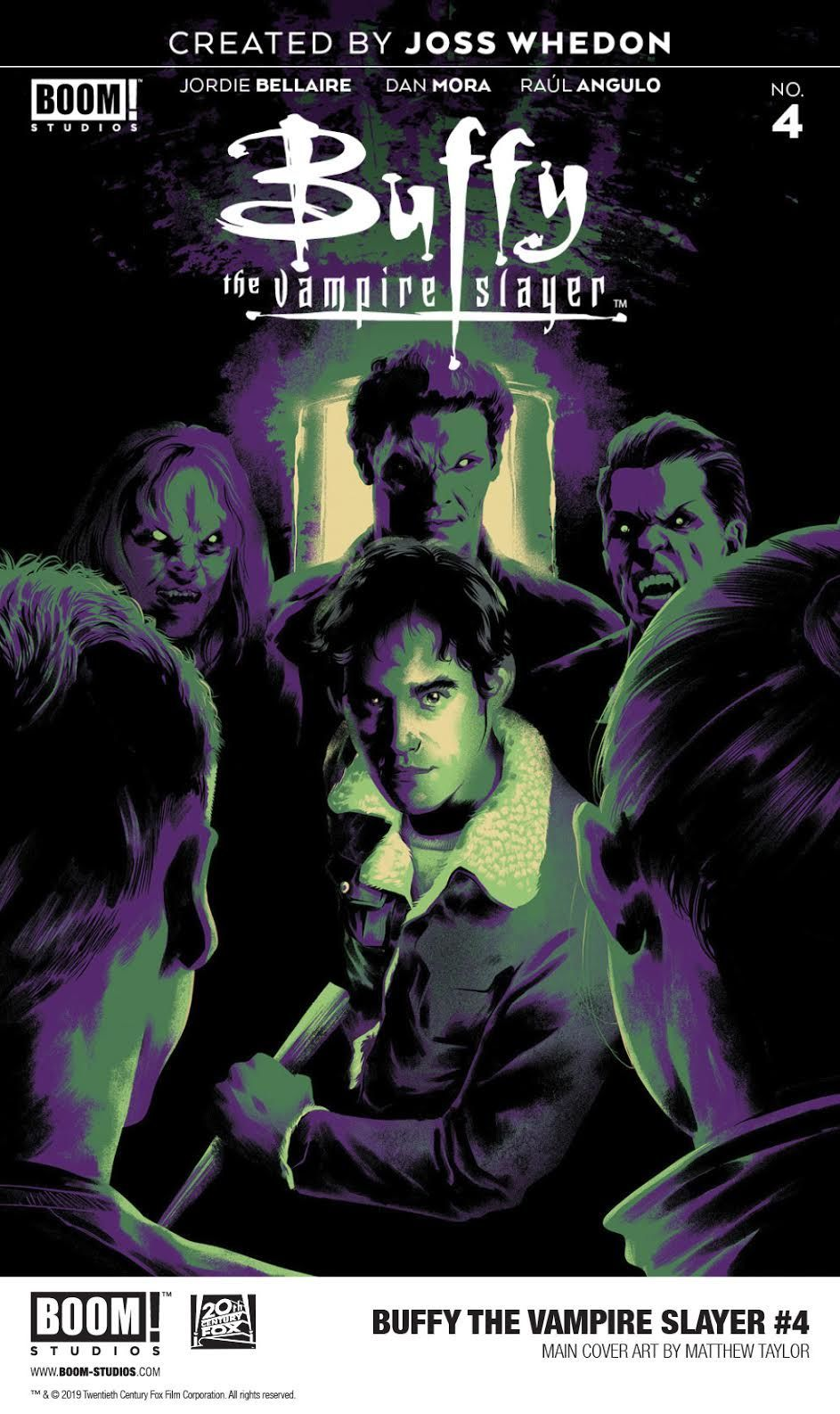 Buffy 4 Cover