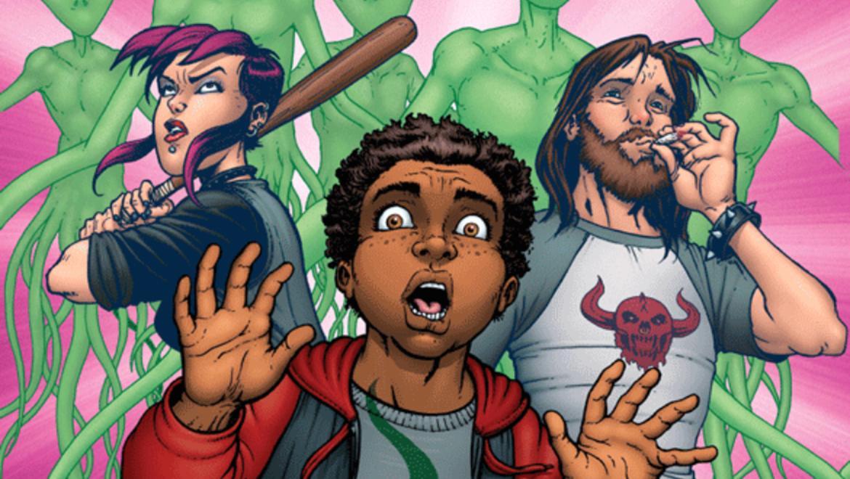 Image Comics Burnouts