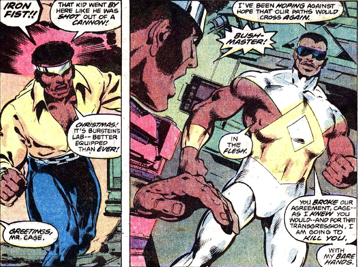 Who is Bushmaster? A guide to Luke Cage Season 2's new