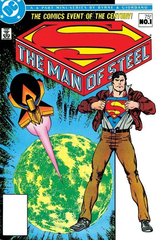 Superman Man of Steel 1