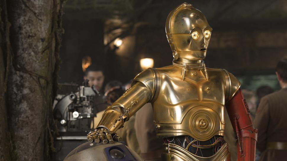 C-3PO The Force Awakens