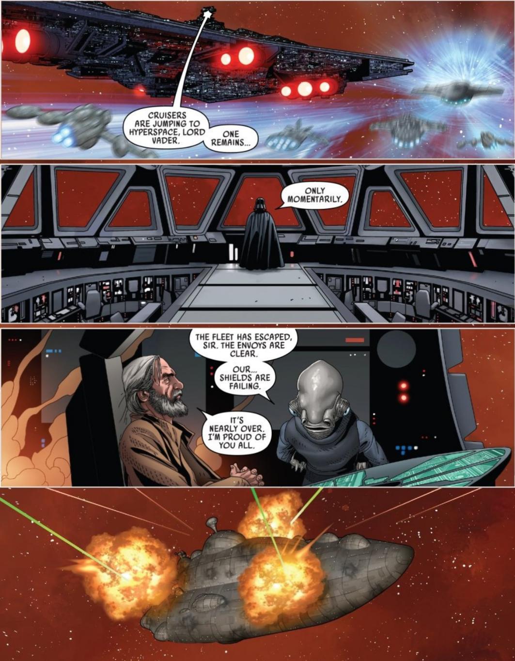 Star Wars #55 death
