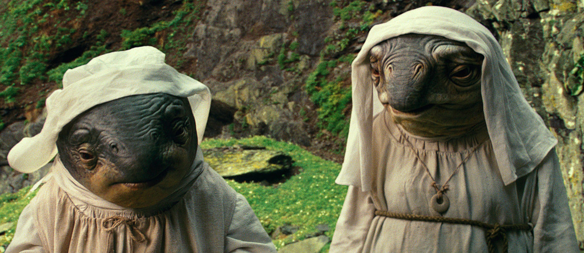 Star Wars The Last Jedi Caretakers