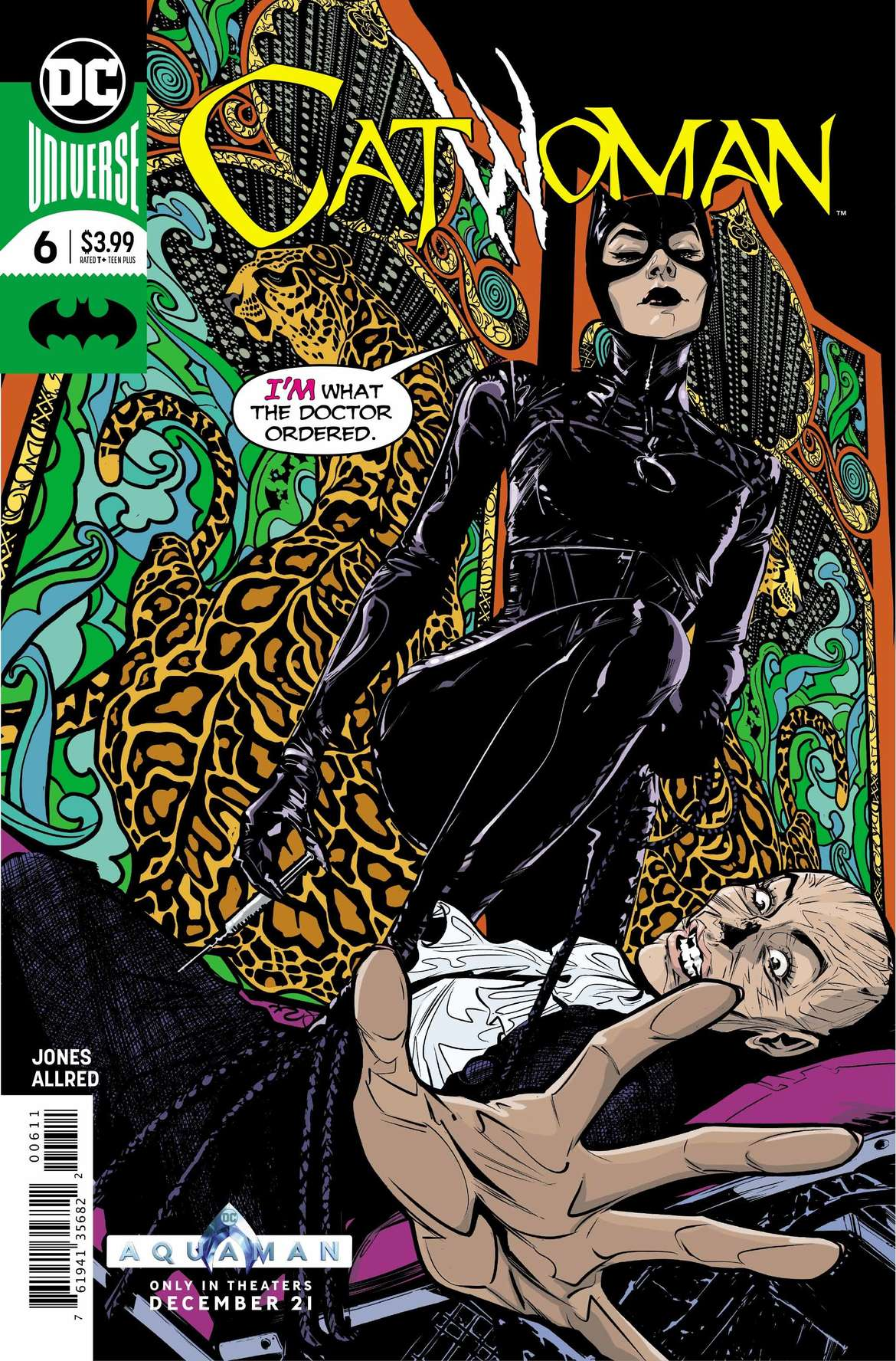 Catwoman #6 Cover Regular