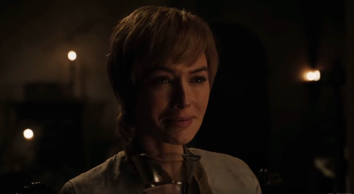 Cersei Lannister 2, Game of Thrones trailer