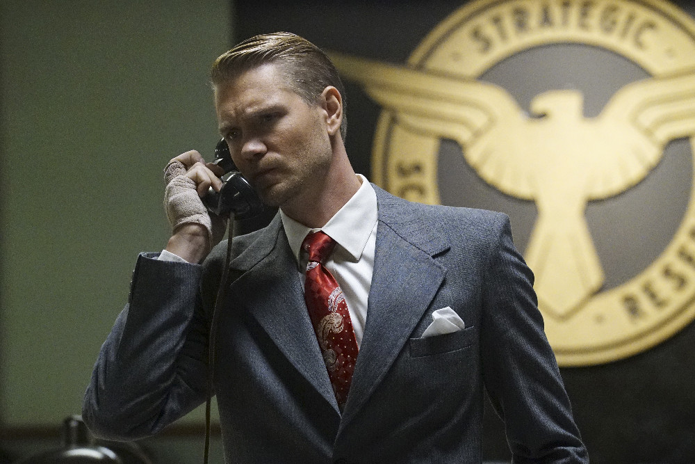 Chad Michael Murray, Agent Carter