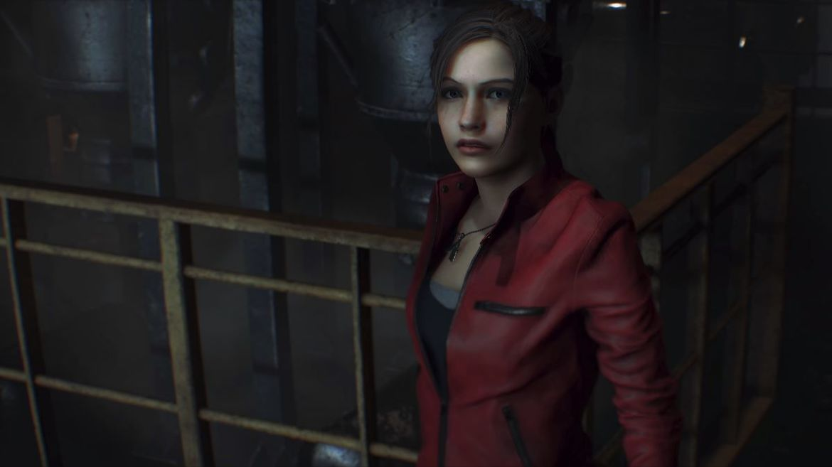 Resident Evil 2 Remake - Claire