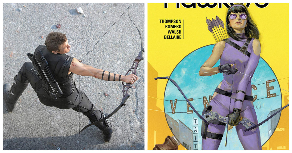 Jeremy Renner's Hawkeye Will Get His Own Disney+ Series