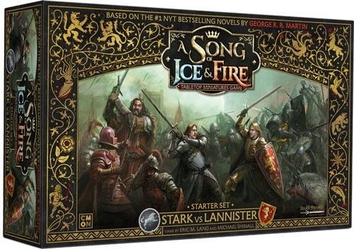 song of ice and fire board game