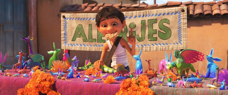 Coco: How alebrijes sprung from a fever dream into
