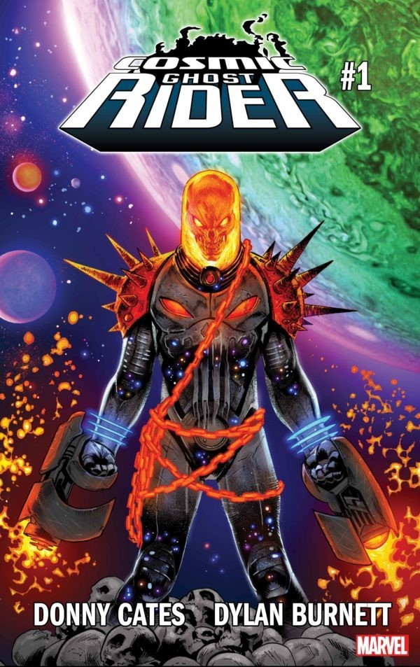 Cosmic Ghost Rider #1 Cover
