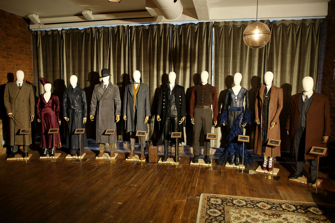 Fantastic Beasts: The Crimes of Grindelwald costumes