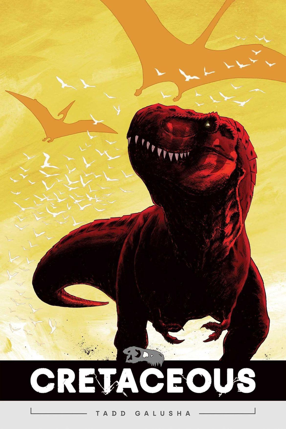Cretaceous Cover