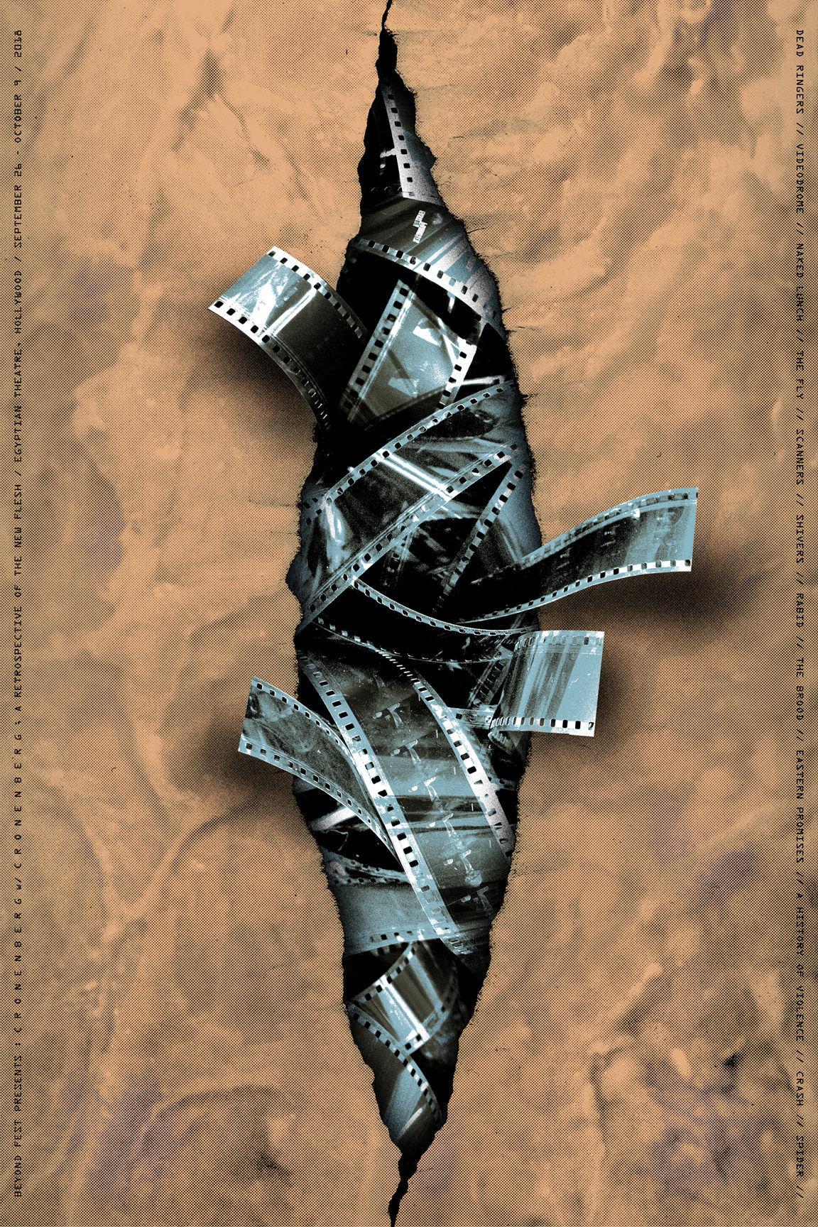 Cronenberg by Alan Hynes