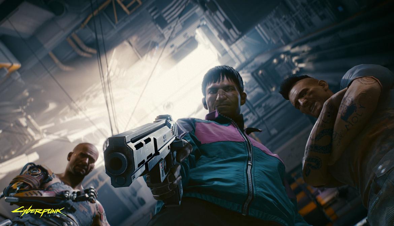 Cyberpunk 2077 New Concept Art Released At Gamescom