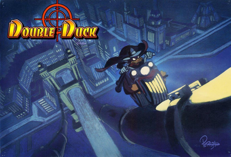 Double O Duck Darkwing Duck
