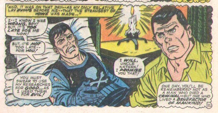 Avengers #48 (Written by Roy Thomas, Art by George Tuska)