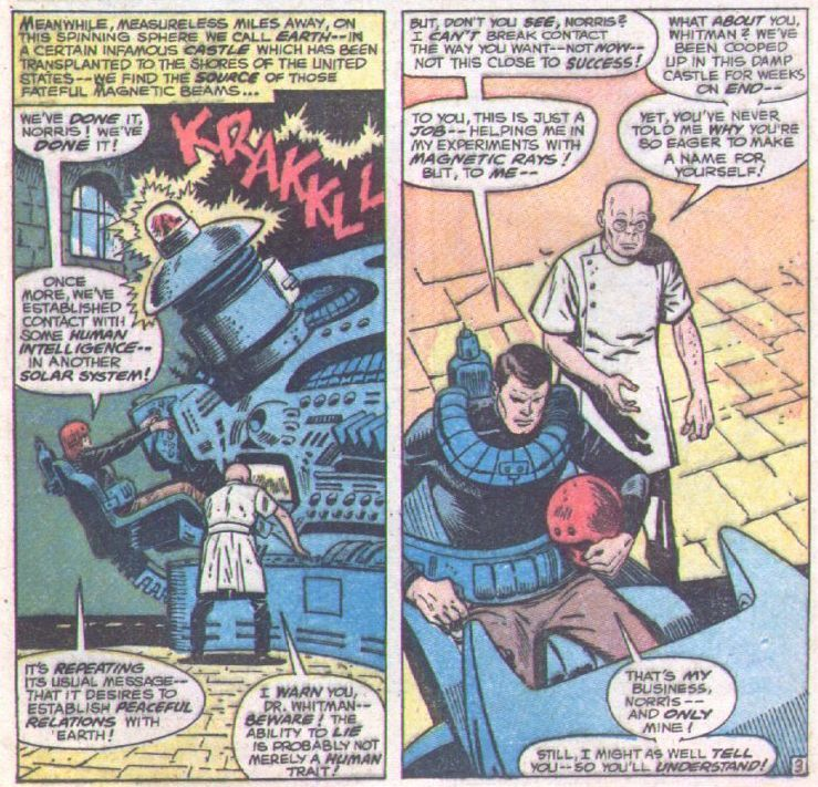 Avengers #47 (Written by Roy Thomas, Art by John Buscema)