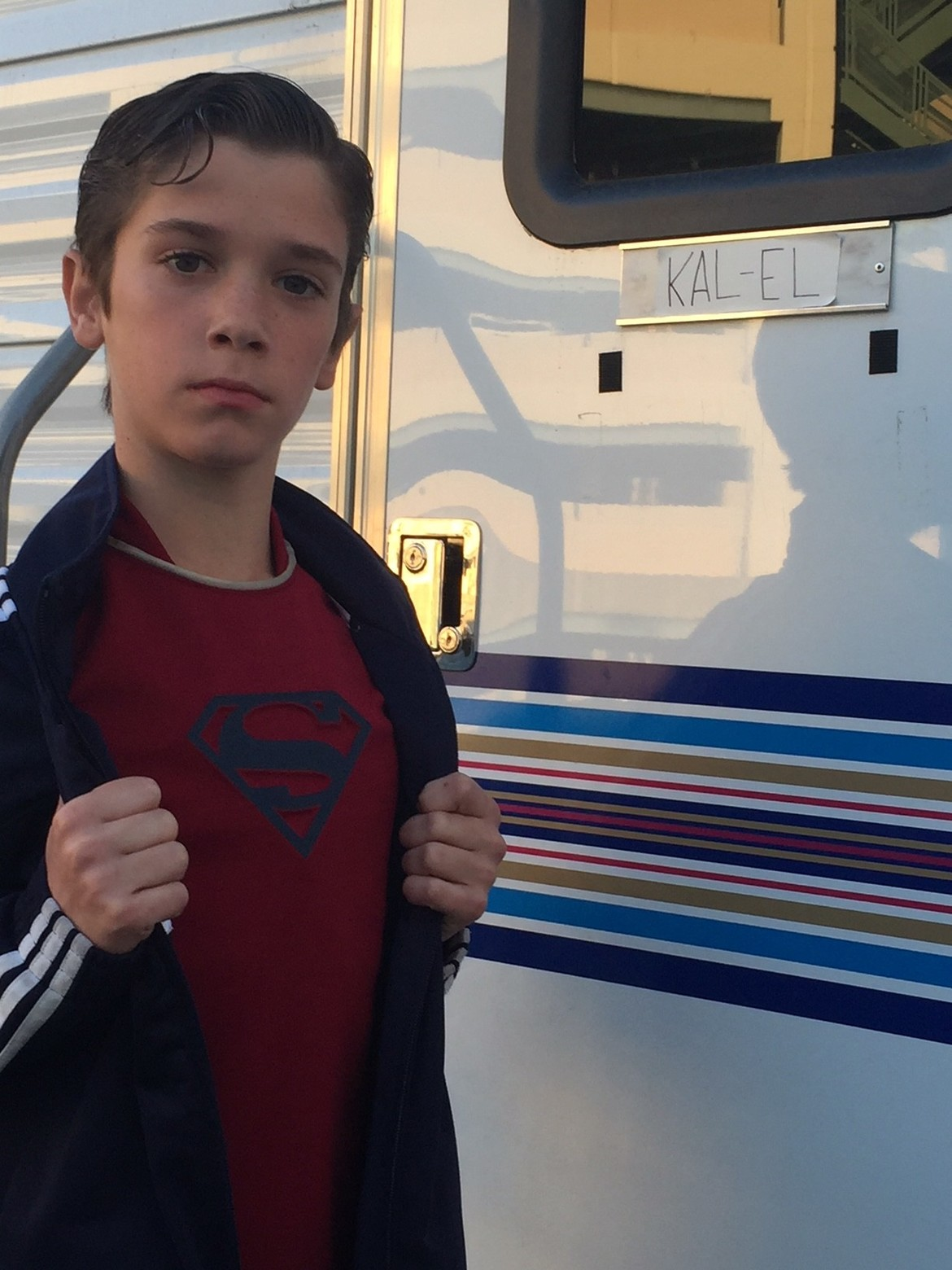 Daniel DiMaggio Supergirl