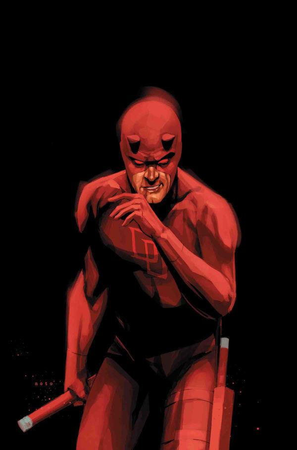 Daredevil #612 (Writer Charles Soule, Artist Phil Noto)