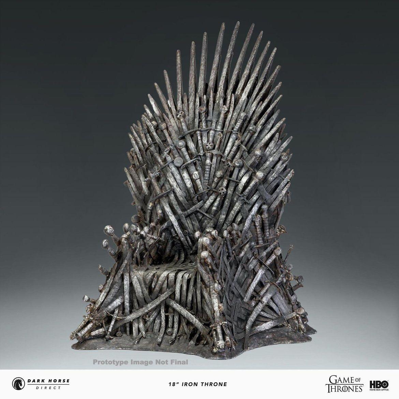 Dark Horse Direct Iron Throne