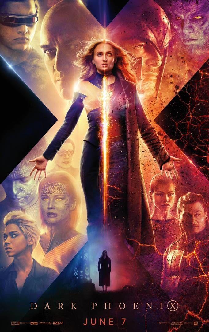 Dark Phoenix poster X-Men