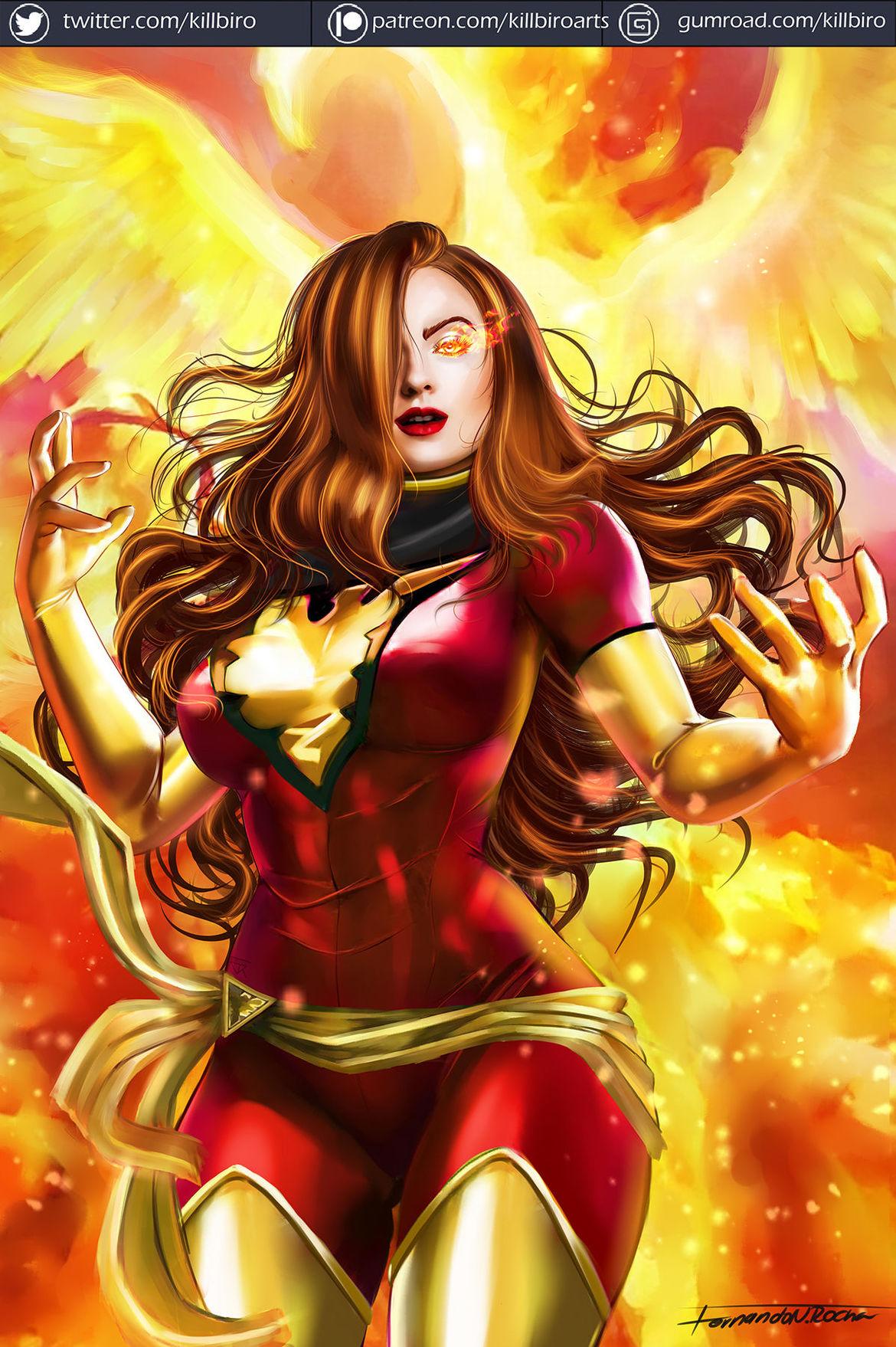X-Men Fanfiction: Dark Phoenix and Jean Grey stories