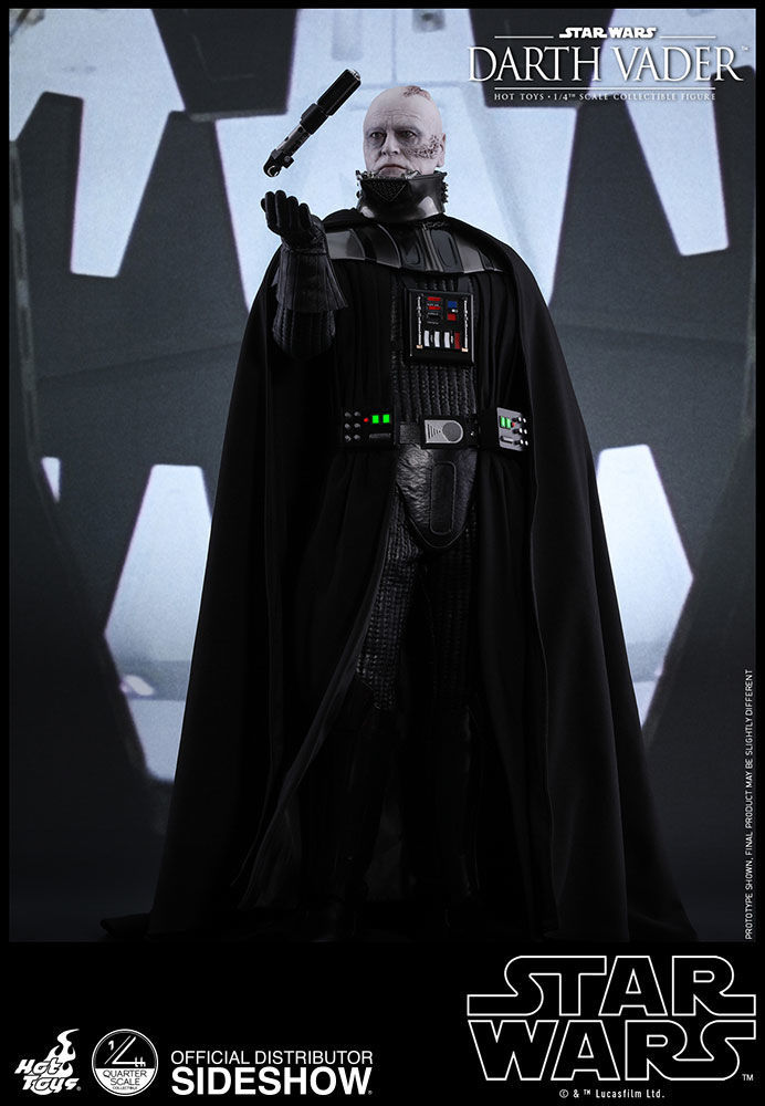 darth vader hot toys 14 scale