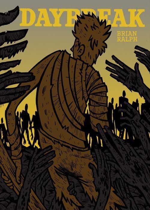 Daybreak Brian Ralph graphic novel