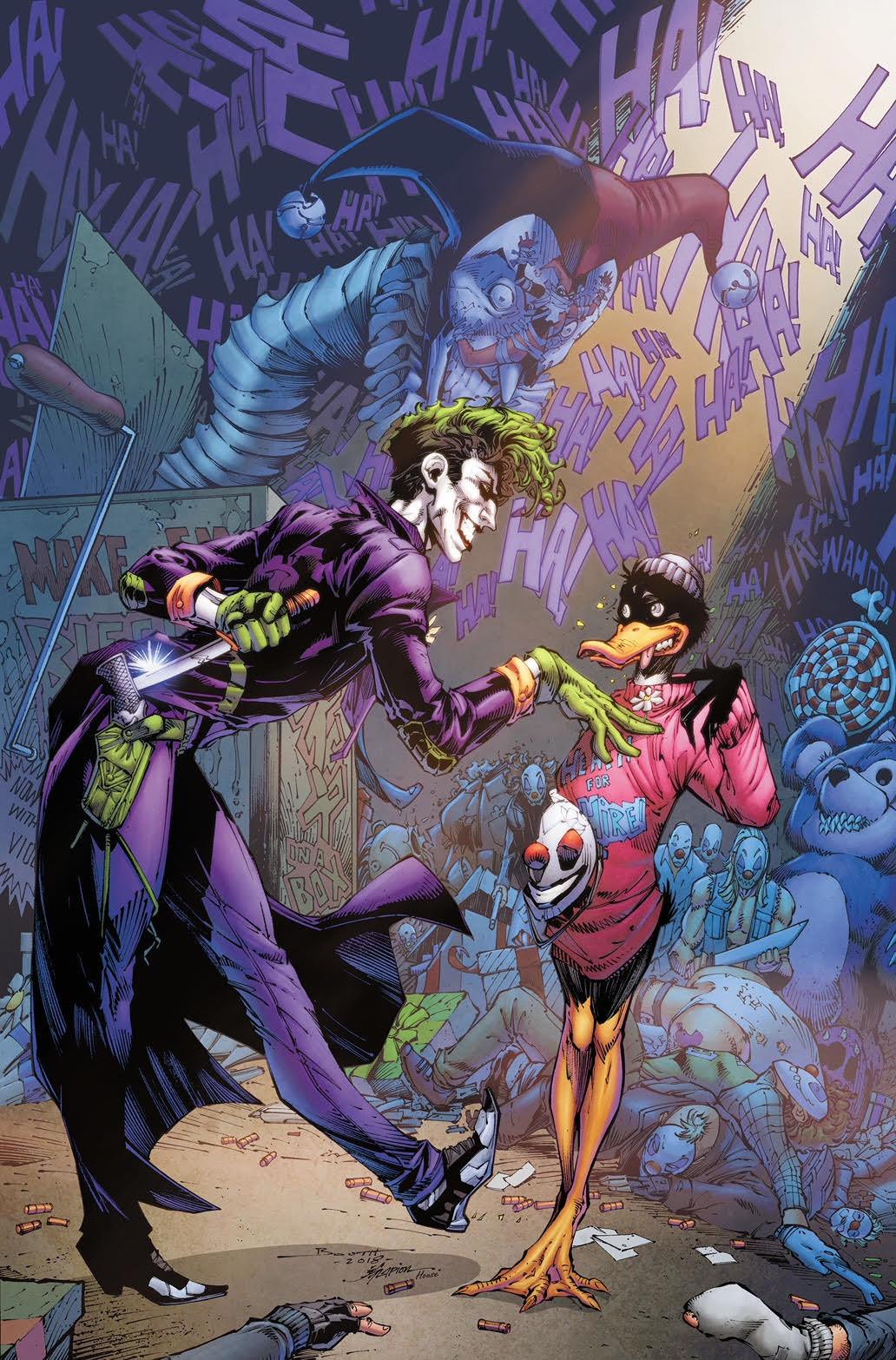 DC Looney Tunes, The Joker Daffy Duck