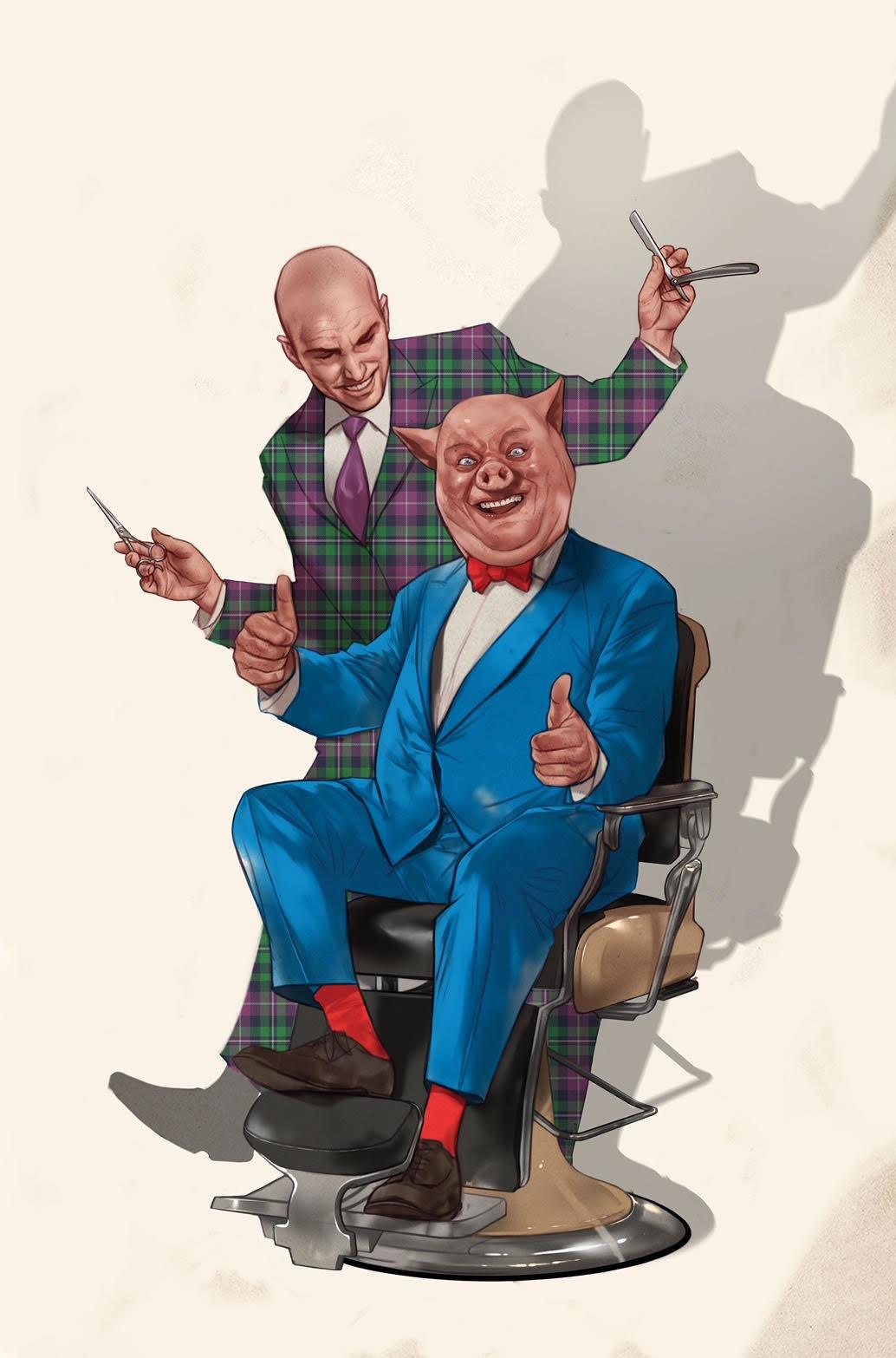 DC Looney Tunes, Lex Luthor Porky Pig