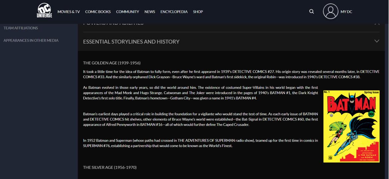 DC Universe Encyclopedia