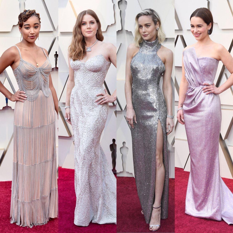 Amandla Stenberg, Amy Adams, Brie Larson, Emilia Clarke